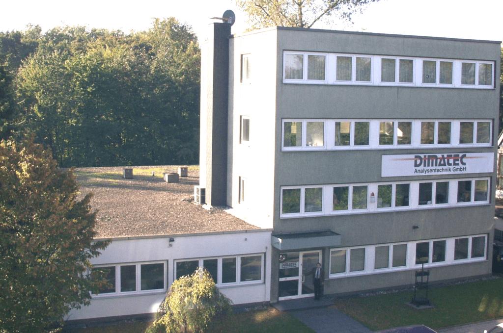DIMATEC Firmenzentrale in Essen