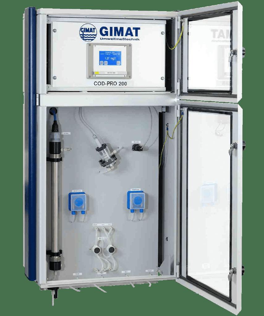 GIMAT COD 200/2000 CSB-Analysator